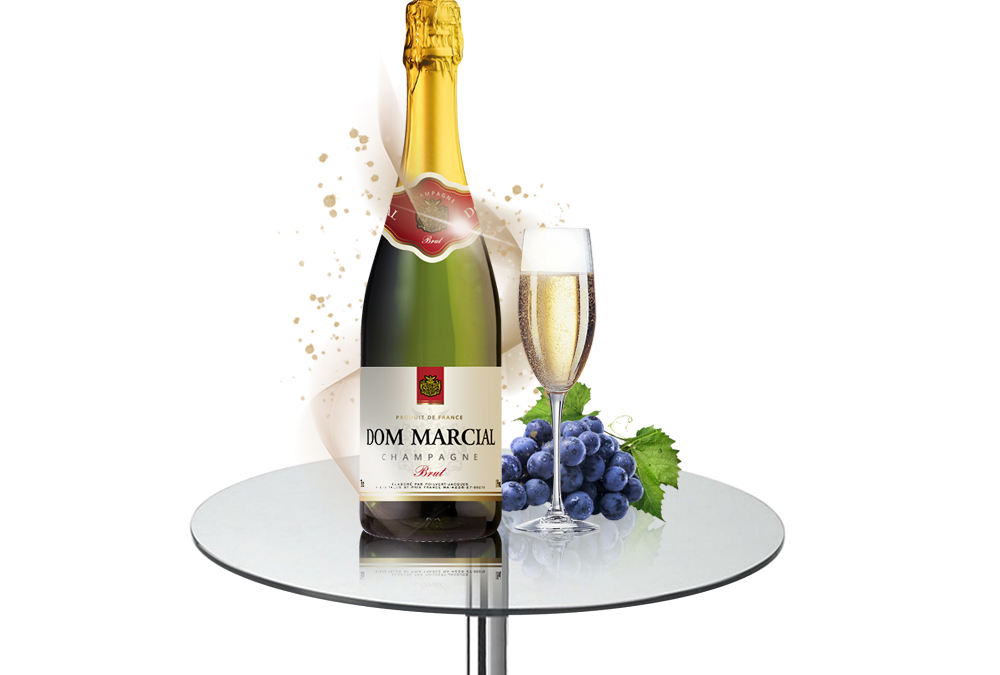 Champagne Dom Marcial